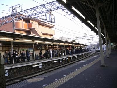 阪急 関大前駅