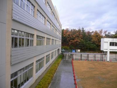 新校舎外観