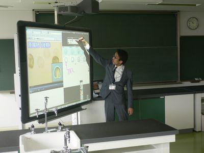 理科(生物)教室
