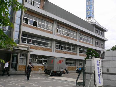 大阪薫英女学院中高 外観
