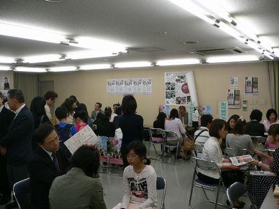 大阪私立女子中フェア 会場①