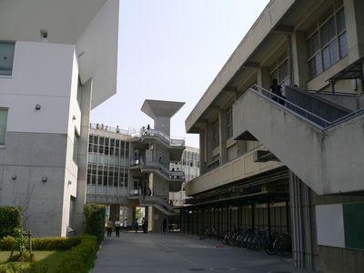 北野高 校舎②