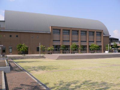 関西外国語大 体育館