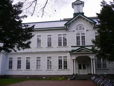 北海道大 キャンパス
