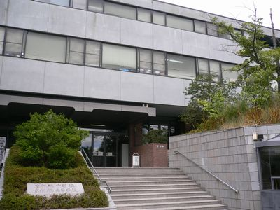 京都橘中高 外観