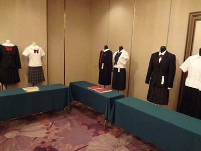 大阪私立女子中学校フェア2012 Stage1③